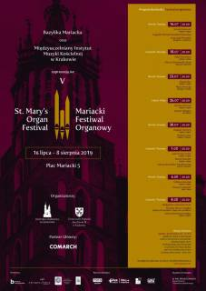 5th St Mary's Organ Festival