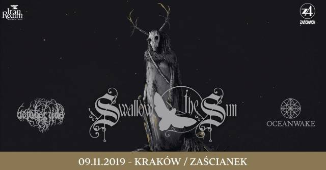 Swallow the Sun, Oceanwake, October Tide w Zaścianku