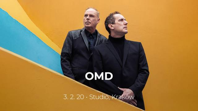 OMD: 40th Anniversary World Tour
