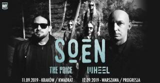 Soen, The Price, Wheel w Kwadracie