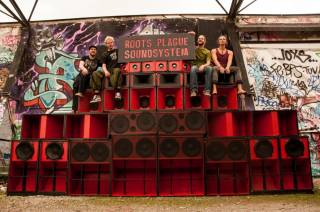 Dub Temple #120: Roots Plague Soundsystem