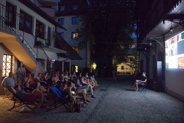 Ethnographic Museum Summer Cinema