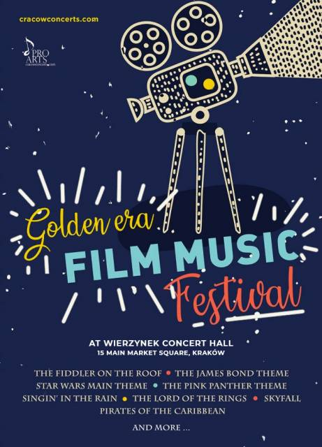 Golden Era Film Music Festival