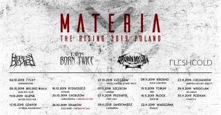 Materia - The Rising Tour
