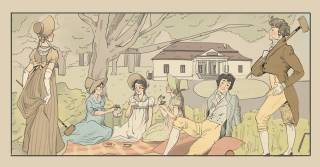Weekend z Jane Austen