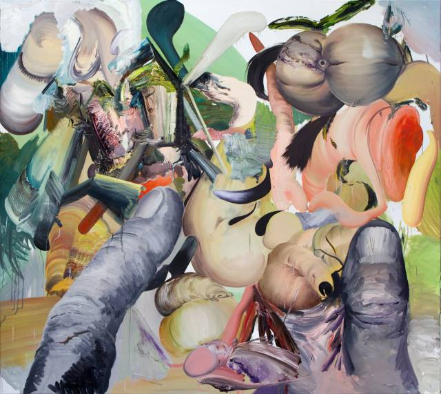 Kamil Kukla. Fruits and Maws. Painting, sculpture, music