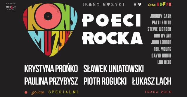 Poets of Rock at ICE Kraków