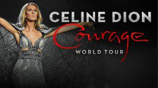 Céline Dion: Courage World Tour