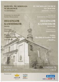 Danish choral music evening
