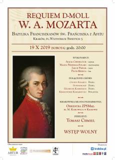 Mozart's Requiem at the Franciscan Church