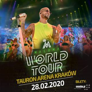Maluma: 11:11 World Tour