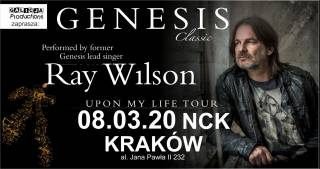 Ray Wilson: Upon My Life Tour