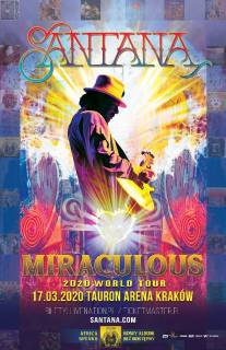 Santana: Miraculous World Tour