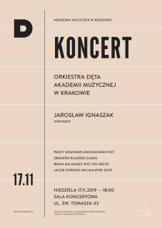 Concert of the Brass Orchestra of the Music Academy