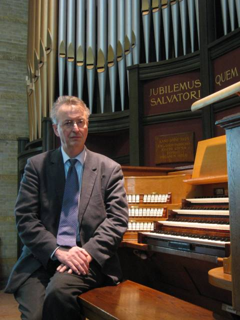 Organ Department Concerts: Ton van Eck