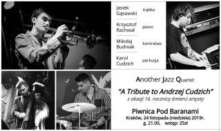 Another Jazz Quartet - A Tribute to Andrzej Cudzich