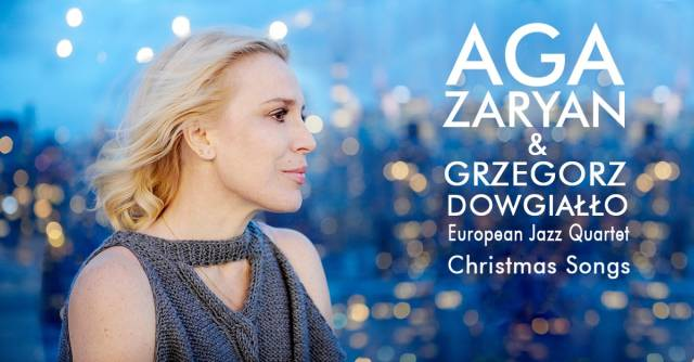 Aga Zaryan & European Jazz Quartet: Christmas Songs