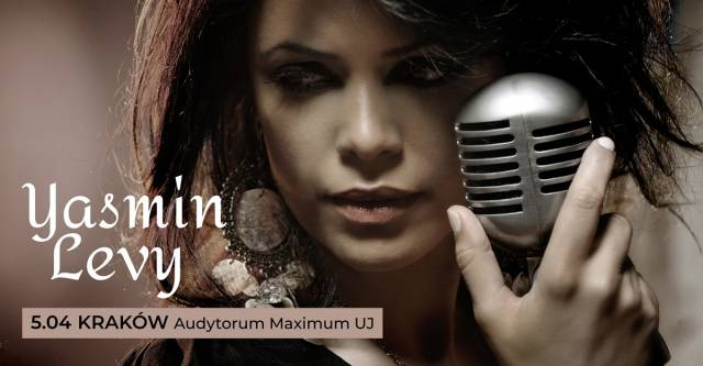 Yasmin Levy w Auditorium Maximum UJ