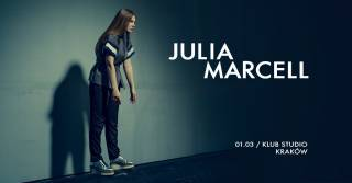 Julia Marcell w Studio