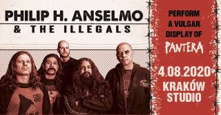 Philip H. Anselmo & The Illegals: A Vulgar Display of Pantera