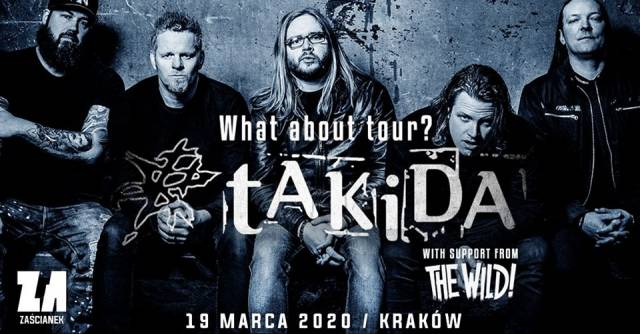 tAKiDA: What About Tour? 2020