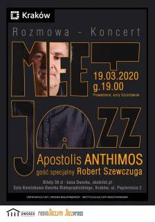MEET JAZZ vol. 3 / Apostolis Anthimos