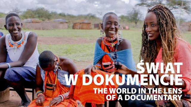 The World in the Lens of a Documentary