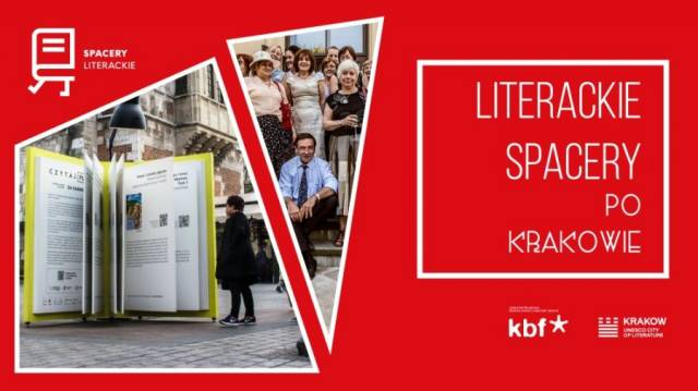 Literary walks in Krakow 2020