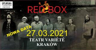 Red Box w Teatrze Variété