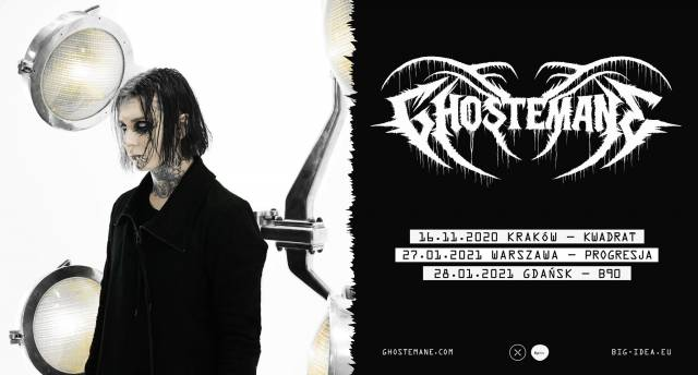 Ghostemane w Kwadracie