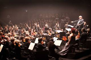 Academy of Music on the anniversary of the birth of Krzysztof Penderecki