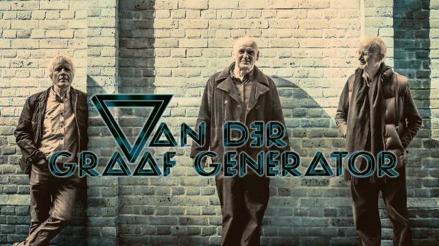 Van Der Graaf Generator at Studio