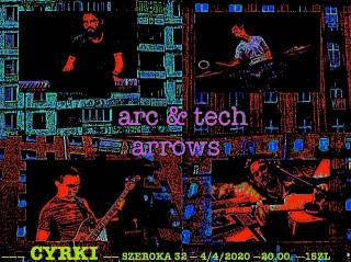 The Arc & Tech Arrows w Cyrkach