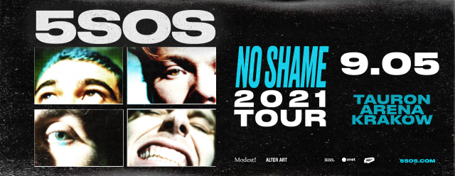5 Seconds of Summer: No Shame Tour