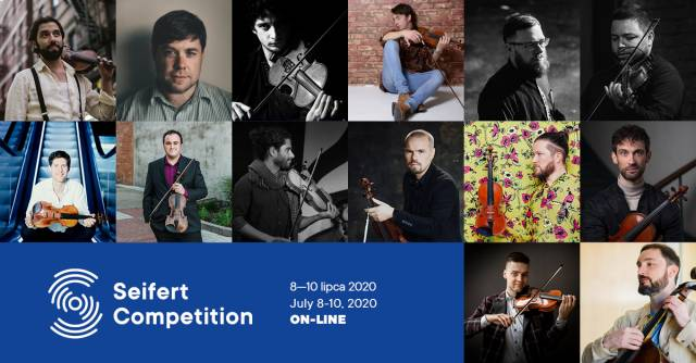 4th Zbigniew Seifert International Jazz Violin Competition [ONLINE]