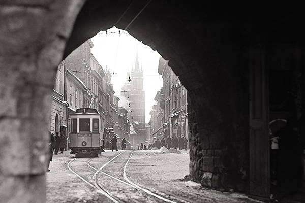 Cracovian Nostalgia – Images of a Bygone Era