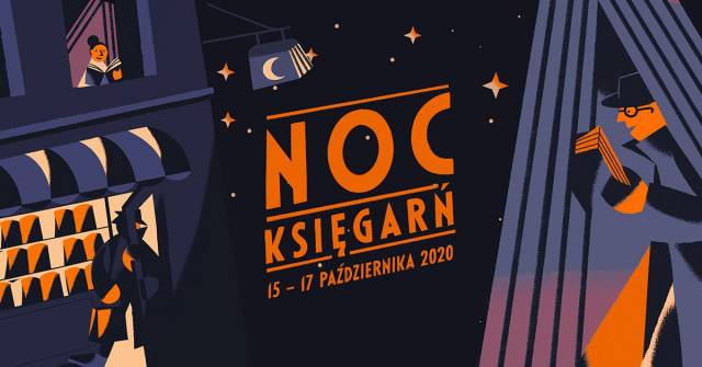 Noc Księgarń 2020