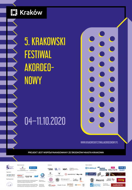 Krakow Accordion Festival 2020
