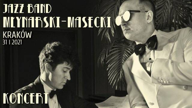 Jazz Band Młynarski-Masecki w Auditorium Maximum UJ