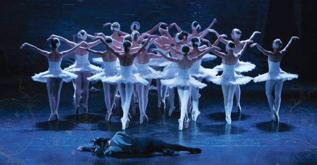 Moscow City Ballet: Swan Lake