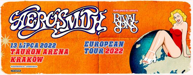 Aerosmith: European Tour 2022