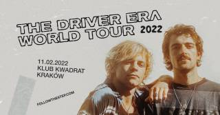 The Driver Era at Kwadrat
