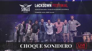 2nd Lockdown Festival winners: Choque Sonidero (online)