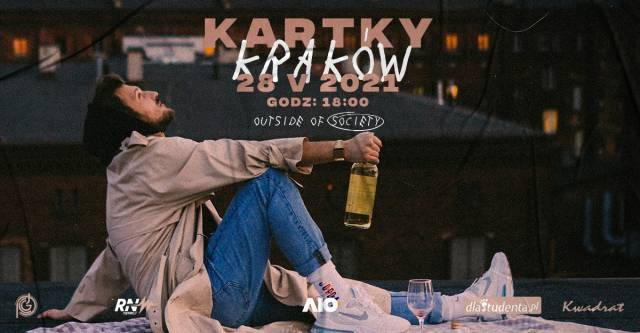 Kartky: Outside of Society w Kwadracie