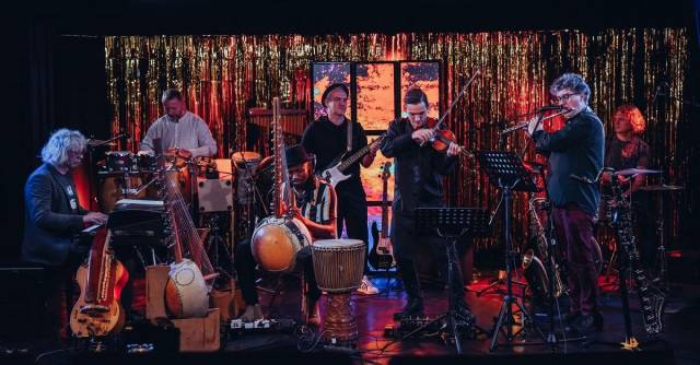 Trifonidis Roots Septet w Dworek TV (online)