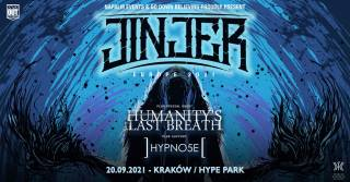 Jinjer, Humanity's Last Breath, Hypno5e at Hype Park
