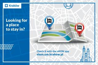 Looking for a place to stay in? Check it with the eKON app