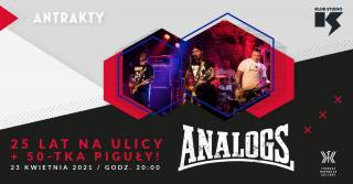Antrakty: The Analogs (online)