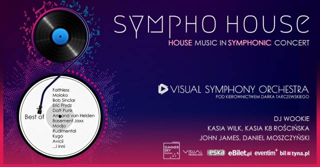 Sympho House – House Music in Symphonic Concert