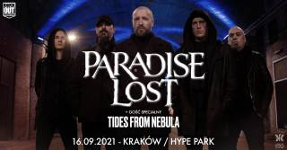 Paradise Lost, Tides From Nebula at Hype Park